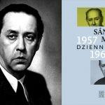 """Trzeci tom rozszerzonego wydania """"Dziennika"""" Sándora Máraiego w sprzedaży od 17 maja"""