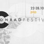 """Festiwal Conrada pod hasłem """"pop"""". Ogłoszono program tegorocznej edycji imprezy"""
