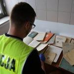 Policja odzyskała książki zaginione w Gdańsku podczas II wojny światowej