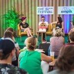 OFF Festival 2018 już za nami! Zobacz, co działo się w Kawiarni Literackiej