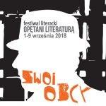 W sobotę rozpoczyna się festiwal Opętani Literaturą 2018