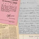 Archiwum George'a Orwella wpisano na Międzynarodową Listę Pamięci Świata UNESCO