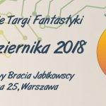 Jesienna edycja Warszawskich Targów Fantastyki
