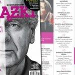 """Nowy numer """"Książek. Magazynu do czytania"""" z Wiesławem Myśliwskim na okładce już w sprzedaży"""