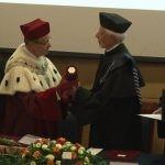 Noblista J.M. Coetzee wyróżniony tytułem doktora honoris causa Uniwersytetu Śląskiego