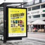 Książki Tokarczuk, Grzebałkowskiej, Mroza i innych do przeczytania za darmo! W 500 miastach ruszyła kolejna odsłona akcji Czytaj PL