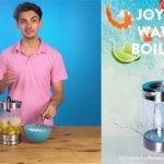Poradnik poświęcony gotowaniu potraw w czajniku elektrycznym zdobył nagrodę dla Najdziwniejszego Tytułu Książki 2018 roku
