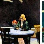 """""""Jesień w jadłodajni"""" Lawrence'a Blocka ? opowiadanie inspirowane obrazem Edwarda Hoppera z antologii """"W świetle i w mroku"""""""
