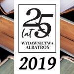 Zapowiedzi Wydawnictwa Albatros na 2019 rok