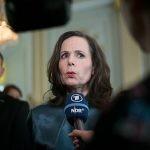 Sara Danius, była sekretarz Akademii Szwedzkiej, uważa, że nie powinno się przyznawać literackiej Nagrody Nobla za 2018 rok