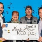 Mieszkanka Kanady znalazła w książce zapomniany kupon na loterię sprzed roku. Wygrała z mężem milion dolarów kanadyjskich