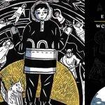 """""""Encyklopedia Wczesnej Ziemi"""" Isabel Greenberg ? mityczna odyseja po prehistorycznej Ziemi"""