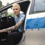 Katarzyna Puzyńska zorganizowała akcję charytatywną na rzecz rodzin policjantów poległych na służbie