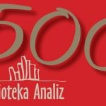 """Ukazał się 500. numer dwutygodnika """"Biblioteka Analiz"""" zajmującego się rynkiem wydawniczo-księgarskim"""