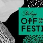 Bierzecie udział w OFF Festival 2019? Koniecznie zajrzyjcie do Kawiarni Literackiej