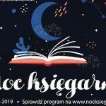 Pierwsza edycja Nocy Księgarń. Wielkie święto księgarń i czytelników już 20 września!