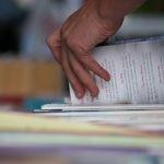 Mieszkaniec Kielc okradł miejscową księgarnię z książek naukowych o wartości 3 tysięcy złotych