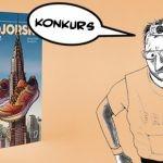 """Wygraj egzemplarze komiksu """"Mój nowojorski maraton"""" Sébastiena Samsona [ZAKOŃCZONY]"""