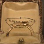 Holenderski detektyw sztuki odzyskał skradziony przed laty pierścień, który Oscar Wilde podarował przyjacielowi