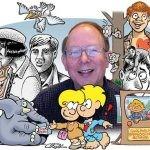 "Zmarł Howard Cruse, twórca komiksu ""Stuck Rubber Baby"""