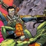 """Nieustraszony agent skaczący pomiędzy kosmicznymi wymiarami ? recenzja komiksu """"Fear Agent ? tom 1"""" Ricka Remendera i in."""