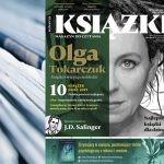 """Świąteczny numer """"Książek. Magazynu do czytania"""" z nowym logotypem i szatą graficzną w sprzedaży od 3 grudnia"""