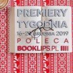 16-29 grudnia 2019 ? najciekawsze premiery ostatnich dwóch tygodni roku poleca Booklips.pl