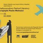 Instytut Kultury Miejskiej opublikował tomy poetów nominowanych do Nagrody Europejski Poeta Wolności 2020