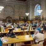 Amerykanie częściej chodzą do biblioteki niż do kina