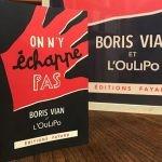 Członkowie OuLiPo dokończyli porzucony kryminał Borisa Viana