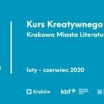 Kraków ogłasza program kursów kreatywnego pisania na najbliższe miesiące