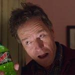 """Słynna scena z ekranizacji """"Lśnienia"""" Stephena Kinga sparodiowana w nowej reklamie Mountain Dew"""