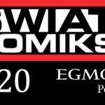 Zapowiedzi komiksowe wydawnictwa Egmont na pierwsze półrocze 2020 roku