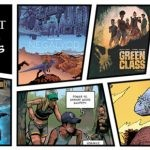 Negalyod + OKP Dolores + Green Class! Wygraj pakiety komiksów Egmontu [ZAKONCZONY]