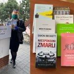 Urząd Marszałkowski w Toruniu zadbał o lektury dla seniorów. Książki rozwożą żołnierze Wojsk Ochrony Terytorialnej