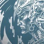 """Filozoficzne misje metalowego wojownika ? recenzja komiksu """"Żywa stal"""" Eduarda Mazzitelliego i Enrique Alcateny"""