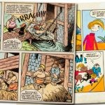 Wystawa przedaukcyjna plansz klasyków polskiego komiksu w Warszawie