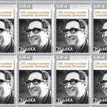 Poczta Polska wypuszcza znaczek z Leopoldem Tyrmandem
