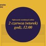 Już jutro poznamy nominowanych do 13. Nagrody Literackiej m.st. Warszawy