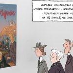 """Klasyczny kryminał kontra antykryminał ? recenzja komiksu """"Klub Detektywów"""" Jeana Harambata"""