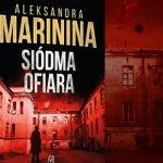 """Kryminalny wehikuł czasu ? recenzja książki """"Siódma ofiara"""" Aleksandry Marininy"""