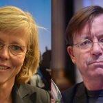 Dziennikarka Ingrid Carlberg oraz pisarz Steve Sem-Sandberg nowymi członkami Akademii Szwedzkiej