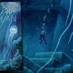 """Tajemnice morskich głębin – recenzja komiksu """"Mroczna otchłań – tom 2"""""""