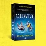 """Dlaczego w ogrodzie za domem włączyły się światła? Przeczytaj fragment thrillera """"Odwet"""" Claire Douglas"""