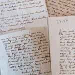 Biblioteka Narodowa zakupiła sześć listów Adama Mickiewicza do Alfreda de Vigny'ego
