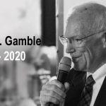 Zmarł Robert D. Gamble, założyciel wydawnictwa Media Rodzina. To dzięki niemu książki o Harrym Potterze ukazały się w Polsce