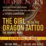 Będzie komiks na podstawie trylogii Millennium Larssona