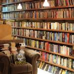 Domowa biblioteka Neila Gaimana