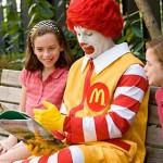 McDonalds rozda 9 milionów książek dla dzieci