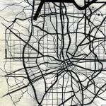 Mapa Michel(in)a
